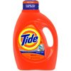 Tide 2x Ultra High Efficiency Liquid Laundry Detergent, Original Scent