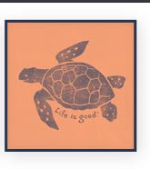 Men's Sea Turtle Graphic Tee