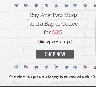 Coffee and Mug Deal