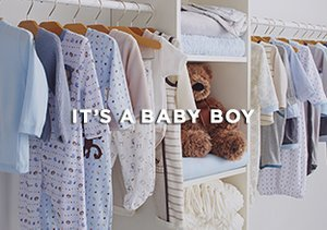 It's a Boy: Styles for Baby
