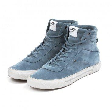 Azule Suede Basketball Sneaker