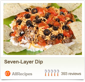 Seven-Layer Dip