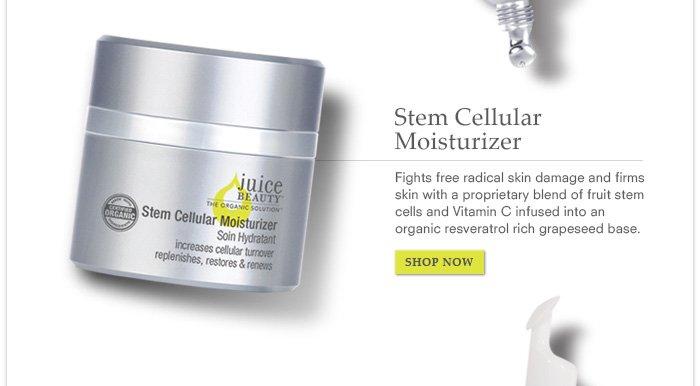 Stem Cellular Moisturizer