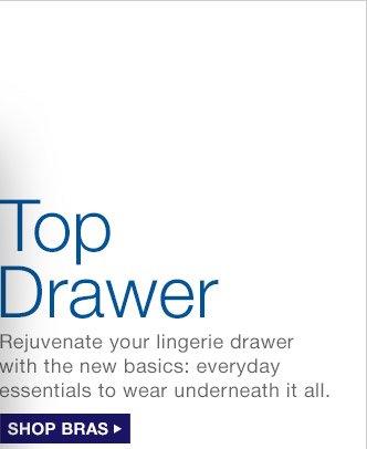 Top Drawer | SHOP BRAS