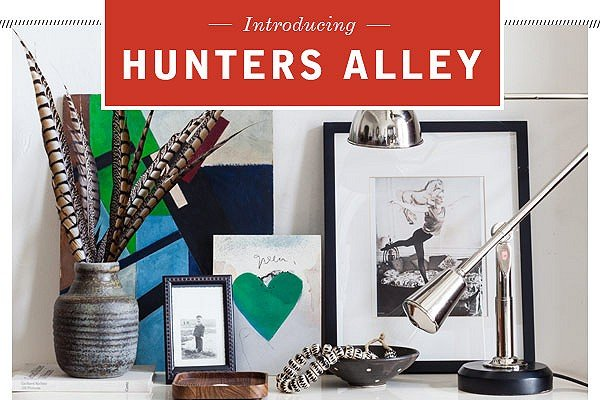 Introducing Hunters Alley