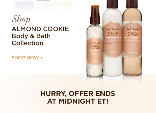 Shop Almond Cookie