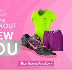 Training Favorites
