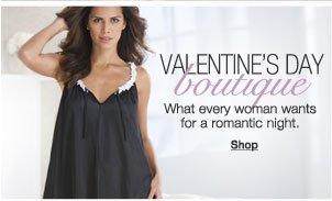 Valentine's Day Boutique