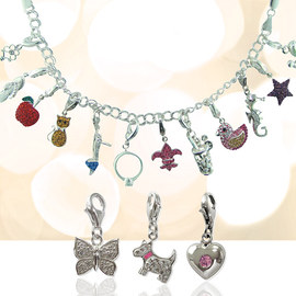 Instant Charm: Girls' Jewelry