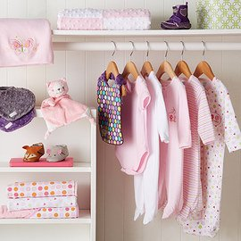 Basics for Baby Girl Collection