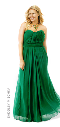 BADGLEY MISCHKA - Go For It Gown