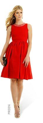 PREEN - Blair Rouge Dress