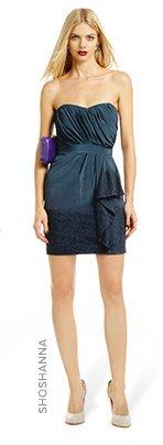SHOSHANNA - Up Close And Personal Dress