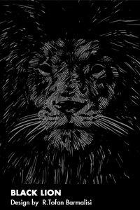 Black Lion by R. Tofan Barmalisi