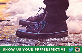 Show Us Your #PFPerspective