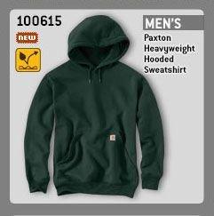 MEN'S PAXTON HEAVYWEIGHT HOODED SWEATSHIRT