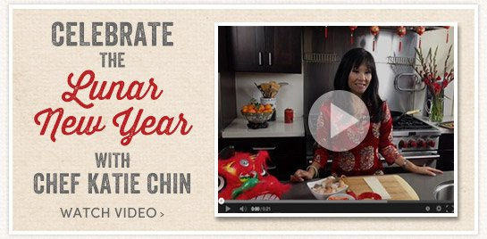 Celebrate the Lunar New Year with Chef Katie Chin