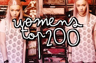 Check out the Women's Top 200 on PLNDR.com