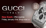 Gucci Watches Sale