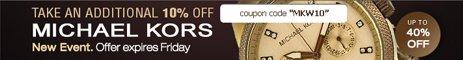 Michael Kors Watches Sale