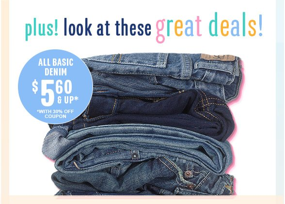 Denim Deals!