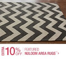 Extra 10% off Featured nuLoom Area Rugs**