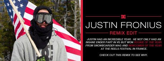 Justin Fronius remix edit