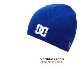 Onfield Beanie $12.00