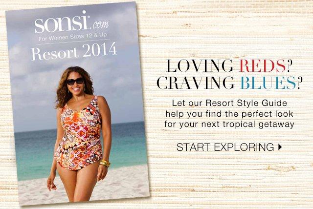 Start exploring our best Resort Lookbook ever.