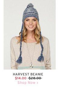 Harvest Beanie $14.00 - Shop Now