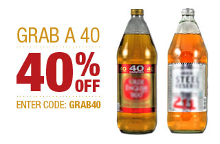 Check out the Grab a 40  on PLNDR.com