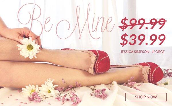 Save 40% Off the Jessica Simpson Jeorge