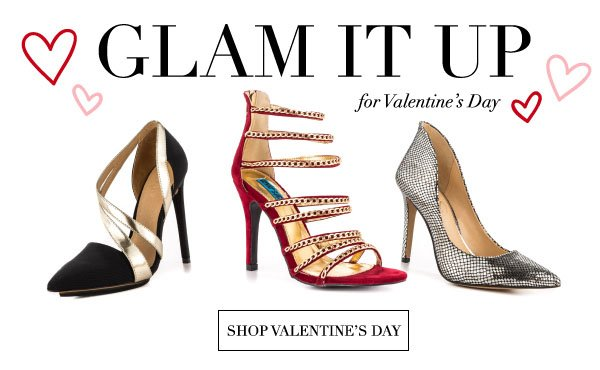 Glam It Up for Valentine's Day