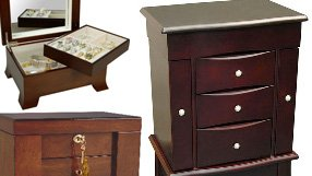Jewelry Chests and more