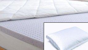 Top of the Line Memory Foam Bedding