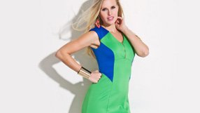 Designer Dresses from Chetta B, London Times and more