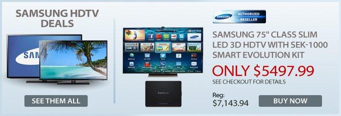 Adorama - Samsung TVs