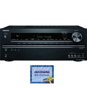 Adorama - Onkyo TX-NR626 7.2 Channel Network AV Receiver, with Adorama $100.00 Gift Card