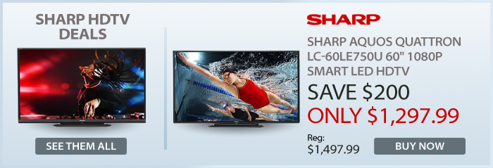 Adorama - Sharp TVs