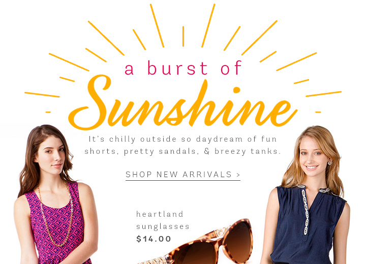 A Burst of Sunshine!