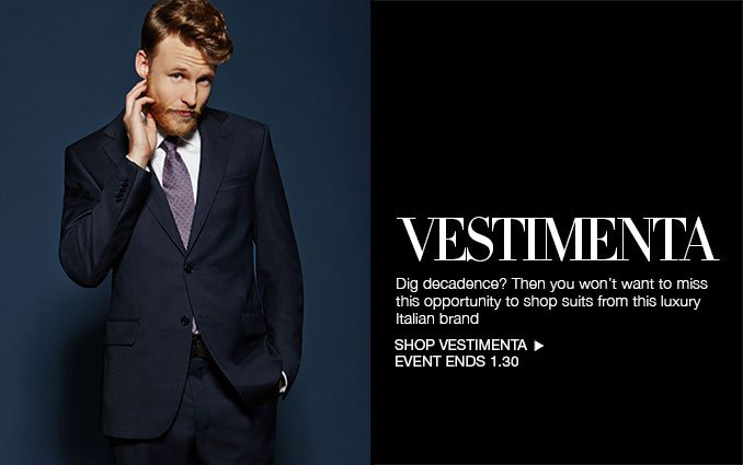 Shop Vestimenta for Men