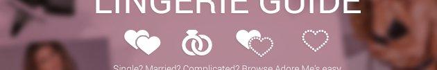 Single? Married? Complicate?