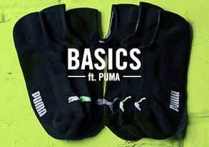 Shop Socks & Boxers from $8 ft. Puma