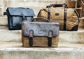 Shop Premium Leather & Canvas Bags & More