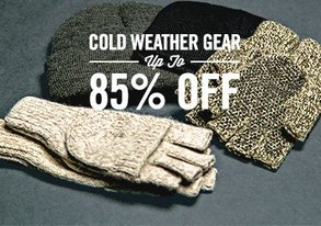 Shop Winter Accessories up to 85% Off
