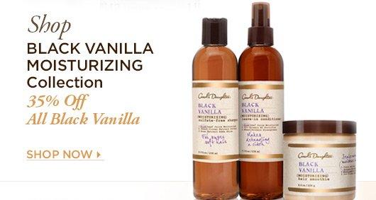 Shop Black Vanilla