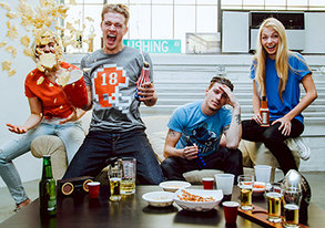 Shop Not-so-Sober Bowl: Drinking Gear