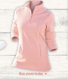 Buy Your Jacquard Fleece Today