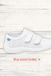 Buy Your Free Step Double Touch Fasten Shoe Today