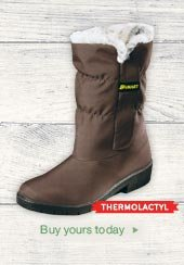 Buy Your Samitex Touch Fasten Boots Today